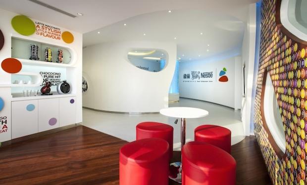 Nestlé Retail Collaboration Center - Pékin - 8