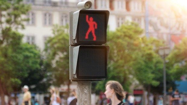 The Dancing Traffic Light - 2