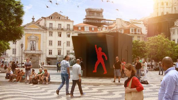 The Dancing Traffic Light - 7