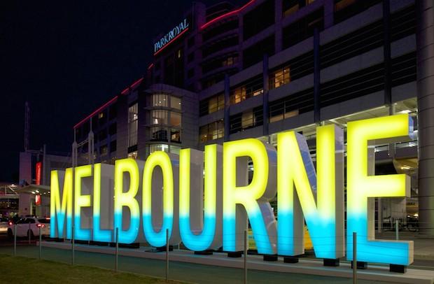 Melbourne Airport - 1