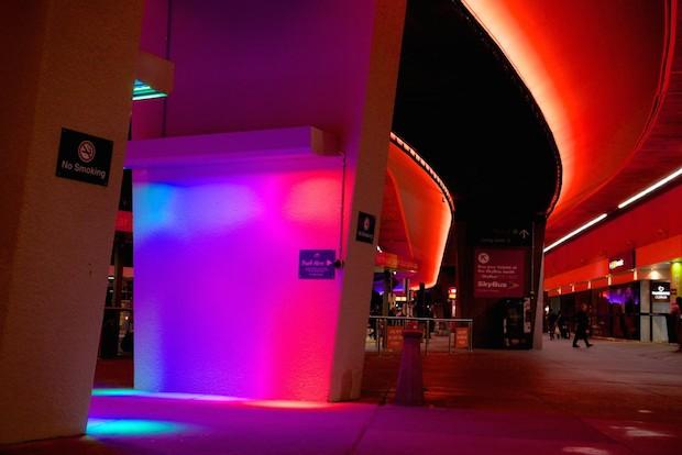 Melbourne Airport - 10