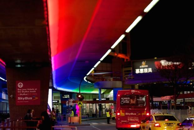 Melbourne Airport - 11