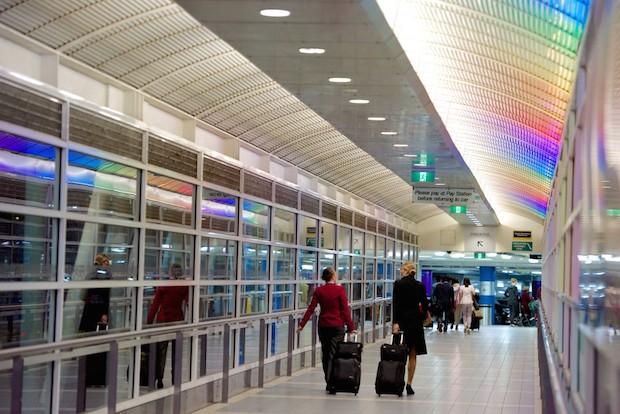 Melbourne Airport - 14