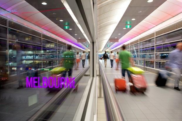 Melbourne Airport - 15