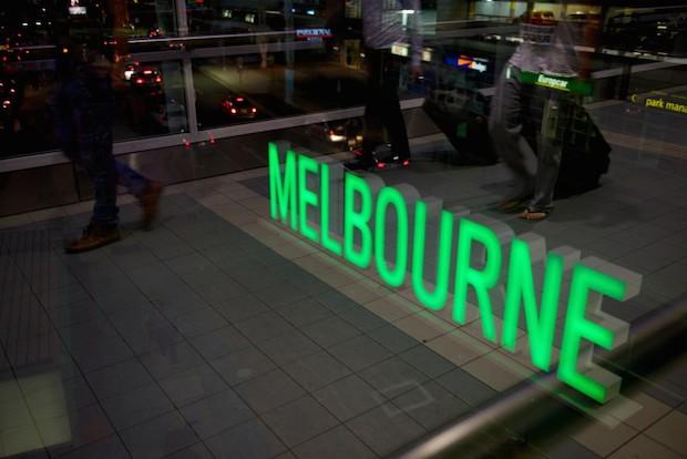 Melbourne Airport - 16