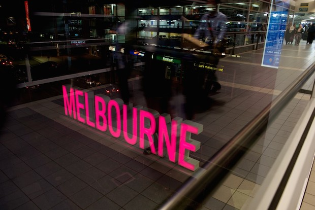 Melbourne Airport - 17