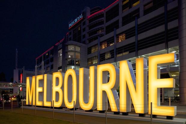 Melbourne Airport - 2