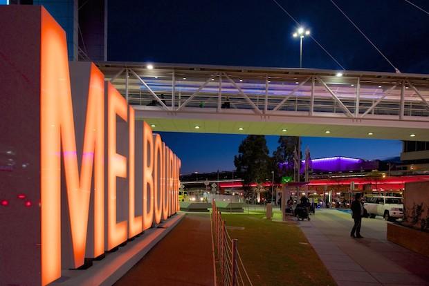 Melbourne Airport - 3