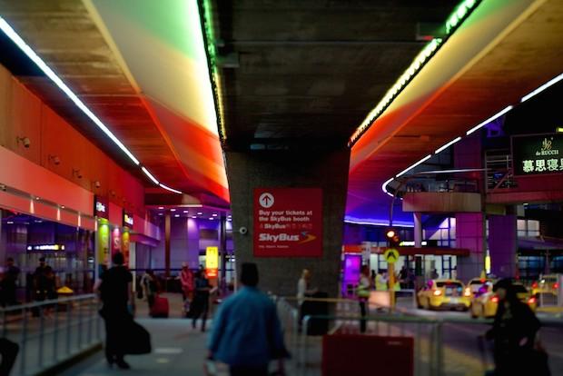 Melbourne Airport - 4
