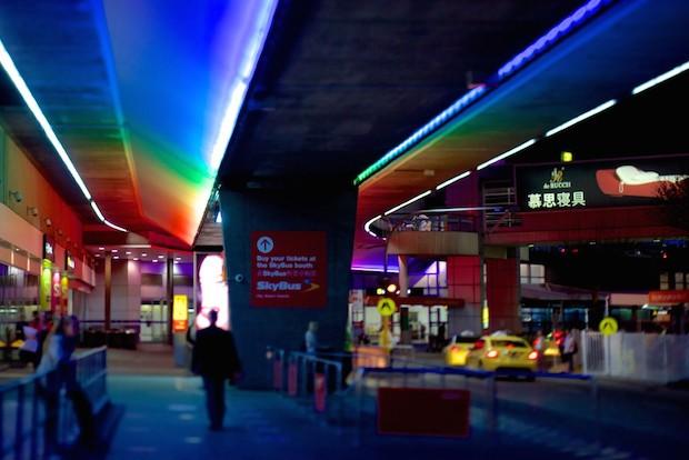 Melbourne Airport - 5