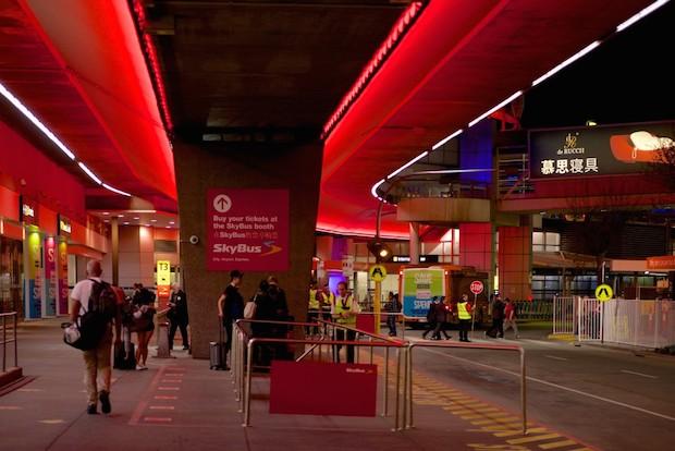 Melbourne Airport - 6