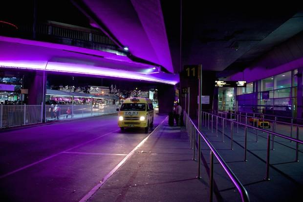Melbourne Airport - 7