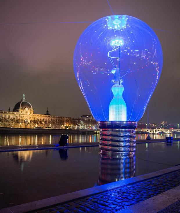Incandescence - Fête des Lumières 2014 - 1b