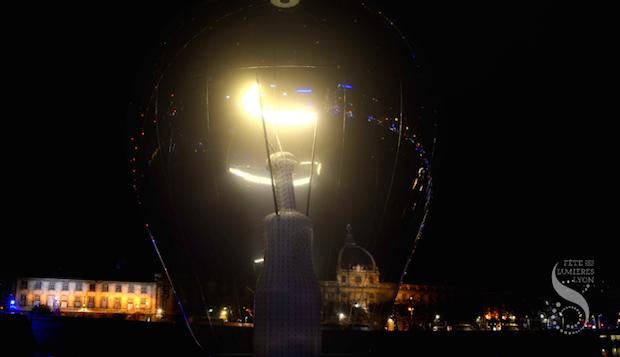 Incandescence - Fête des Lumières 2014 - 5