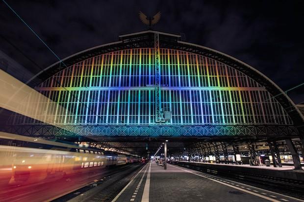 Rainbow Station - Amsterdam - 2