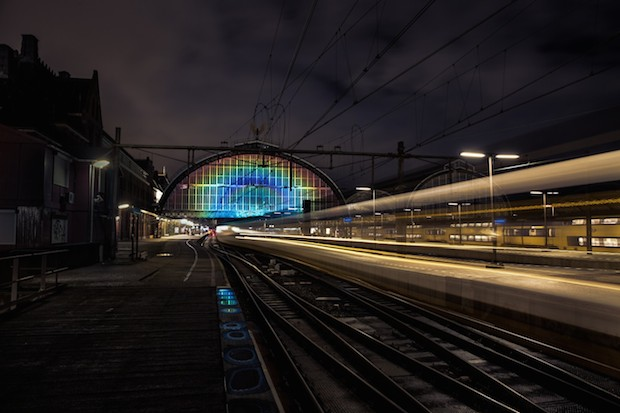 Rainbow Station - Amsterdam - 4