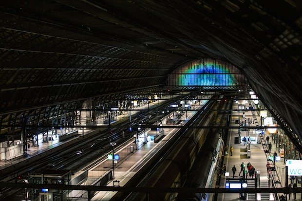 Rainbow Station - Amsterdam - 5