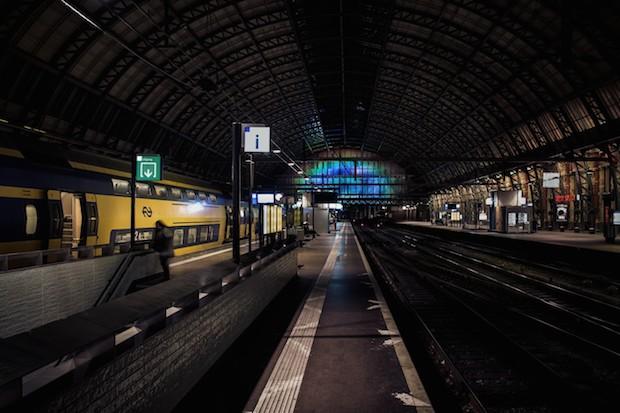 Rainbow Station - Amsterdam - 6