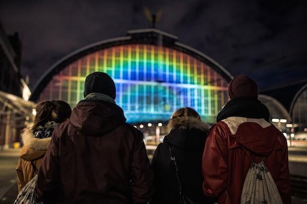 Rainbow Station - Amsterdam - 8