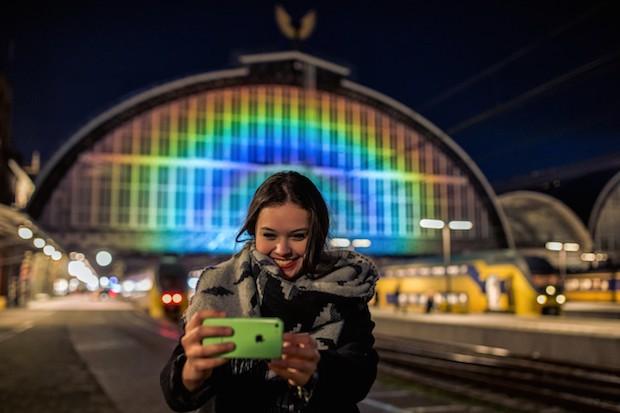 Rainbow Station - Amsterdam - 9