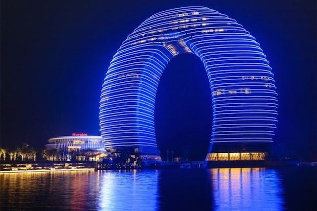 Sheraton Hot Spring Resort - Huzhou - 1