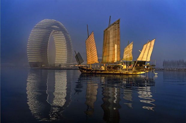 Sheraton Hot Spring Resort - Huzhou - 12