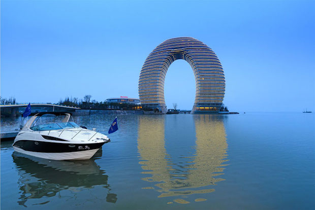 Sheraton Hot Spring Resort - Huzhou - 14