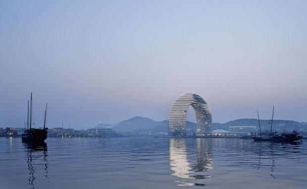 Sheraton Hot Spring Resort - Huzhou - 15
