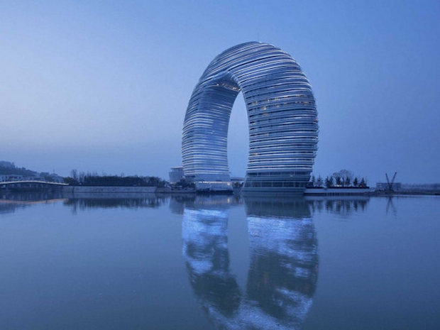 Sheraton Hot Spring Resort - Huzhou - 16
