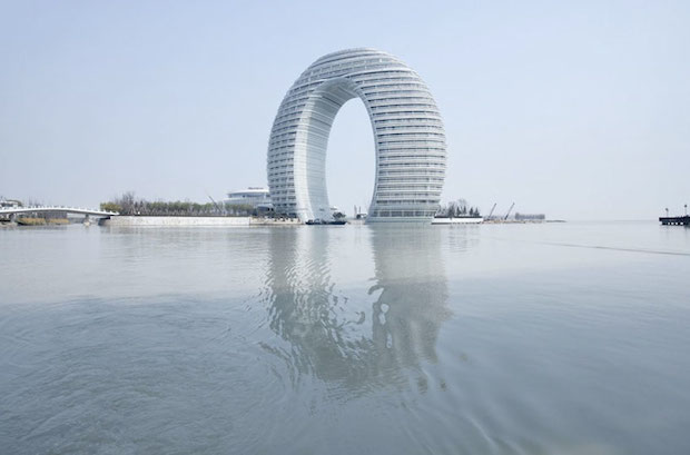 Sheraton Hot Spring Resort - Huzhou - 21