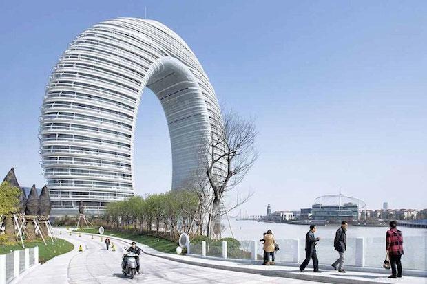 Sheraton Hot Spring Resort - Huzhou - 22