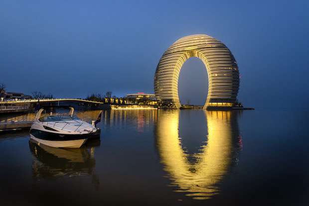 Sheraton Hot Spring Resort - Huzhou - 4