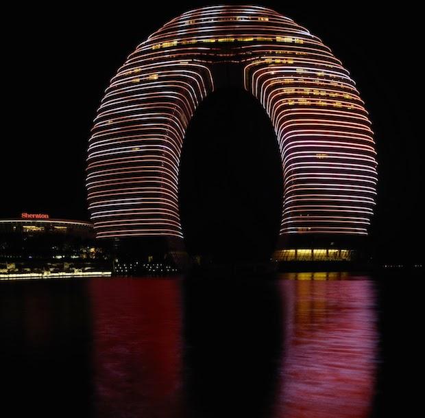 Sheraton Hot Spring Resort - Huzhou - 7