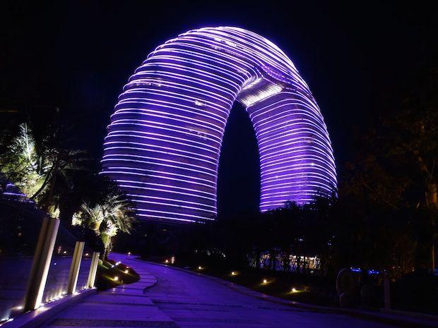 Sheraton Hot Spring Resort - Huzhou - 9