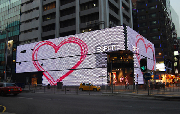 Esprit Shop - Hong Kong - 4