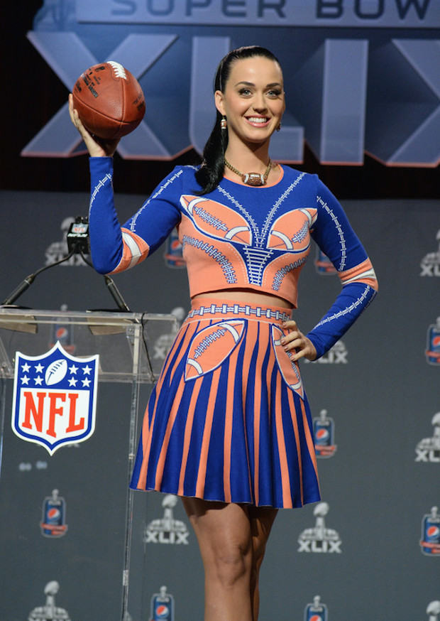 Katy Perry - Finale Super Bowl 2015 - 10