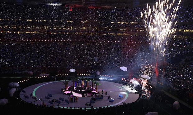 Katy Perry - Finale Super Bowl 2015 - 12