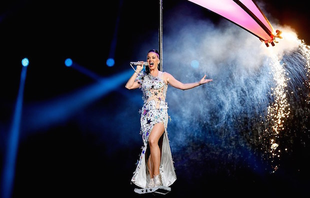 Katy Perry - Finale Super Bowl 2015 - 13