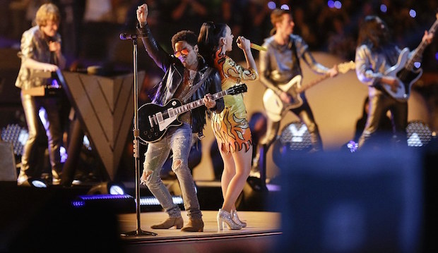 Katy Perry - Finale Super Bowl 2015 - 14