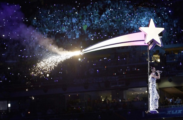 Katy Perry - Finale Super Bowl 2015 - 16
