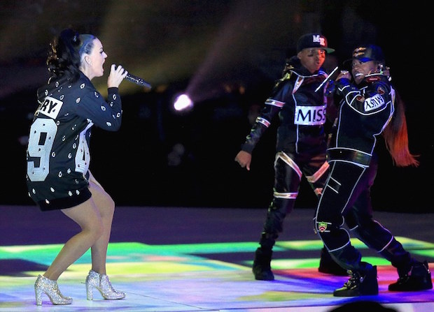 Katy Perry - Finale Super Bowl 2015 - 17