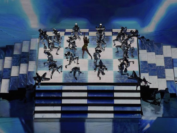 Katy Perry - Finale Super Bowl 2015 - 4