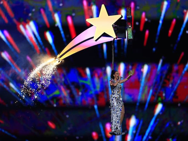 Katy Perry - Finale Super Bowl 2015 - 6