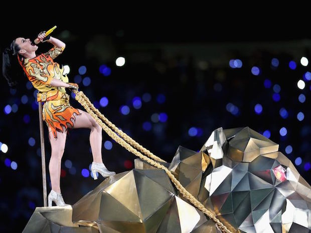 Katy Perry - Finale Super Bowl 2015 - 7