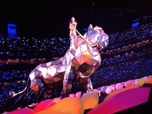 Katy Perry - Finale Super Bowl 2015 - 8