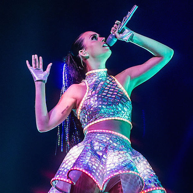 Katy Perry - Finale Super Bowl 2015 - 9