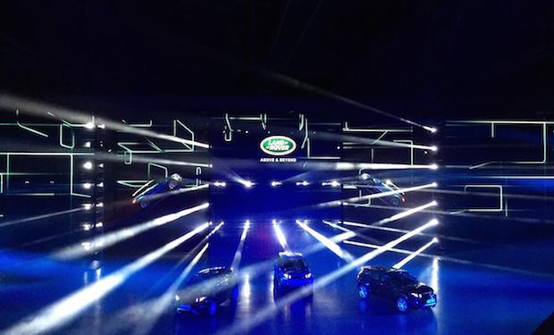 Lancement Land Rover Evoque - 3b