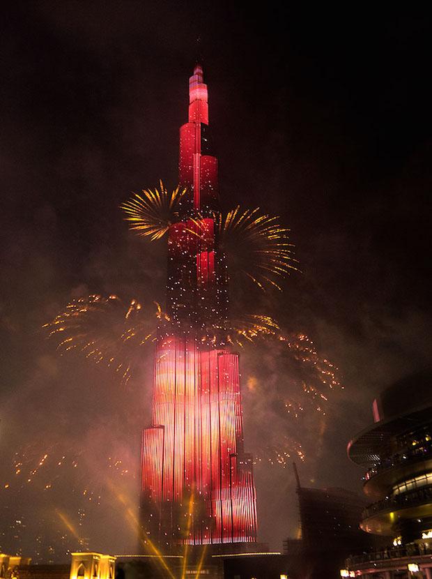 Célébration 2015 - Dubai - 2