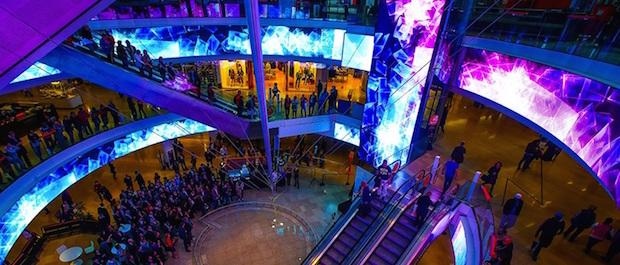 Centre Commercial - 4 Temps - 1c