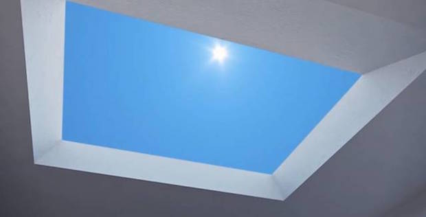 Hyperrealistic Artificial Skylight – Coelux